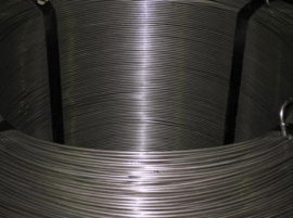 Bright Wire Cheese Coil Small
