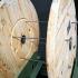 Tirantes bobines madeira