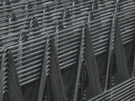 Steel Wire Continuous Chairs