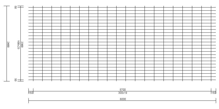 Treillis Soudé – Type FAR