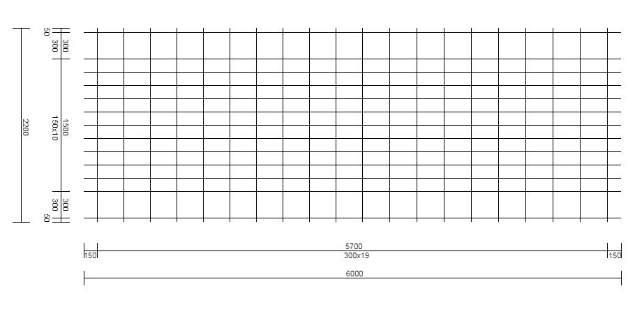 Treillis Soudé – Type FNA