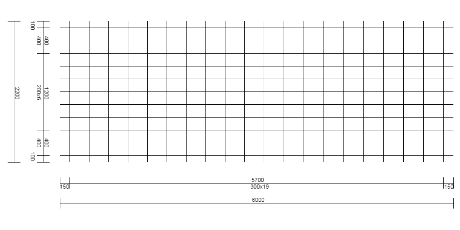 Malla Electrosoldada – Tipo FNB