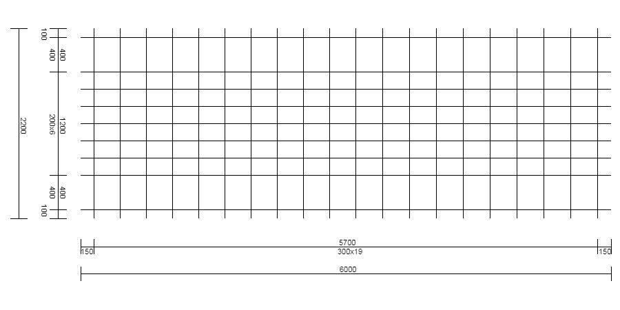 Treillis Soudé – Type FNB