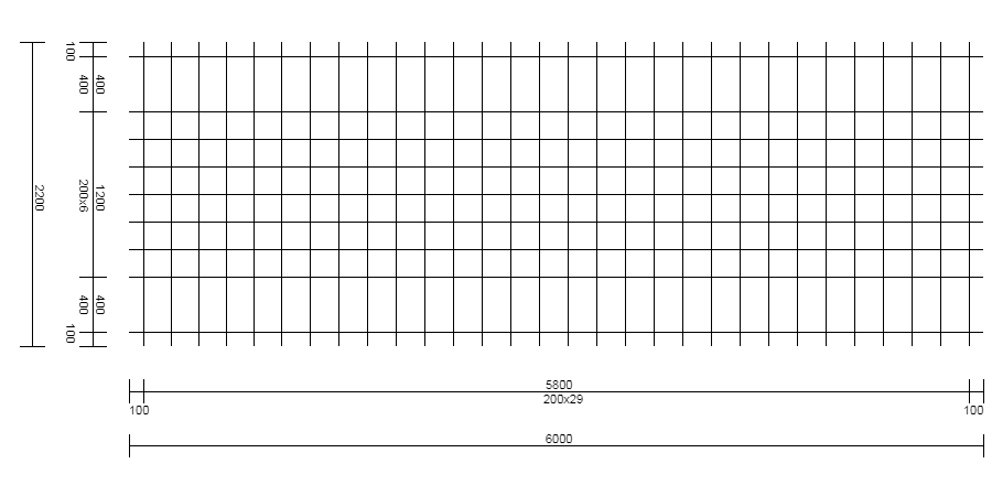 Treillis Soudé – Type FNE